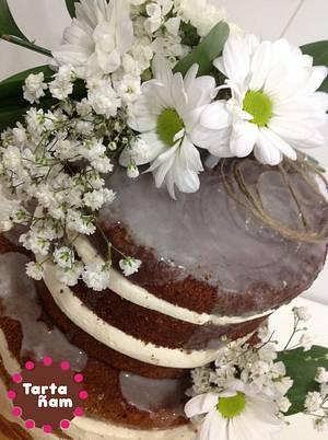Tarta de boda - Cake by Ana