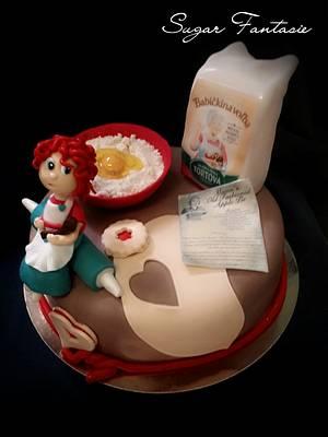 Bakers cake - Cake by Ildikó Dudek