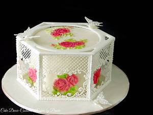 Royal icing love - Cake by Prachi Dhabaldeb
