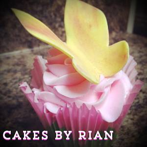 Butterfly Cupcakes - Cake by Cakes By Rian