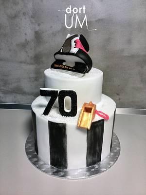Hockey cake - Cake by dortUM