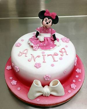 MINNI - Cake by La Torteria di Polly Dì