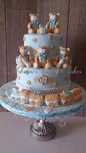 Welcome Om - Cake by Ashwini Tupe