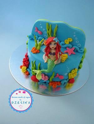 Double cake - Cake by Dzesikine figurice i torte
