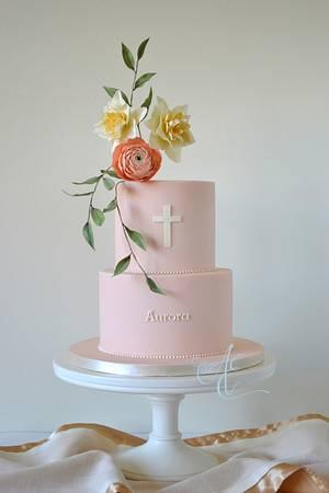 Aurora - Cake by Amanda Earl Cake Design