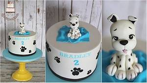 puppy love for little boy - Cake by Sylwia
