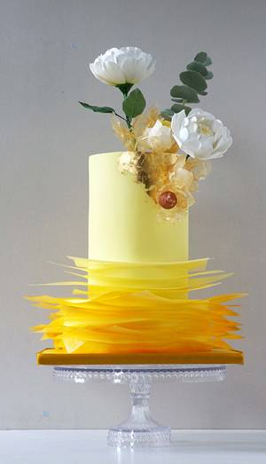 Mama's Boys Collaboration : THE FASHIONISTA - Cake by Enrique