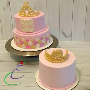 Pretty Little Princess - Cake by Cassandra Rice