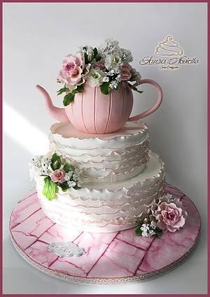 Birthday Cake - Cake by NovielloCake
