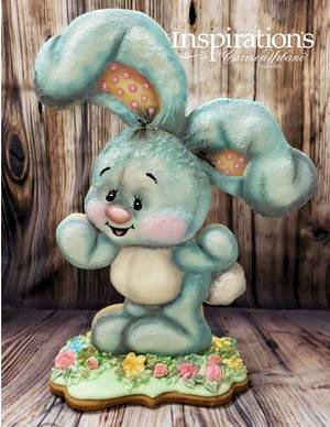 Easter friends - Cake by Inspiration by Carmen Urbano