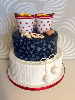 Warm moments - Cake by Dasa