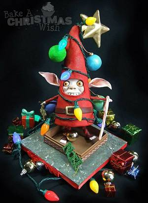 Rise of the guardians ...ELF - Cake by CuriAUSSIEty  Cakes