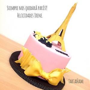París - Cake by Ana