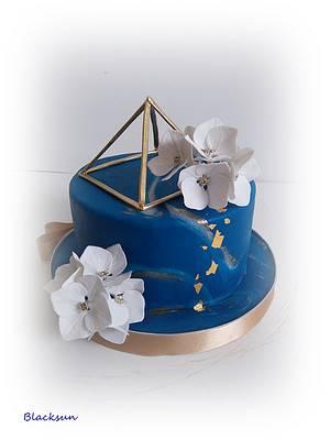 For my mum :) - Cake by Zuzana Kmecova