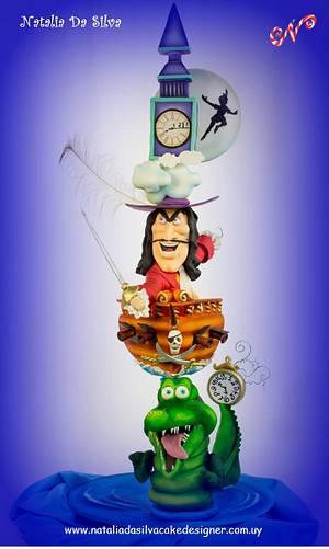 Peter Pan ! - Cake by Natalia Da Silva Carmona
