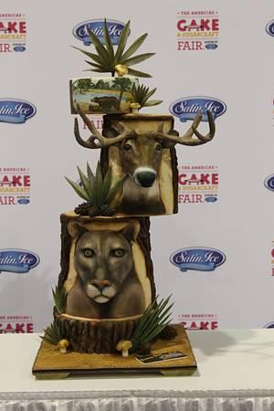 The Real Florida - Cake by Tammy Mashburn