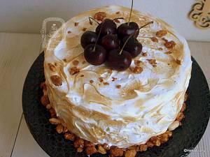 Lemon Cake - Cake by Sweet Dreams by Heba