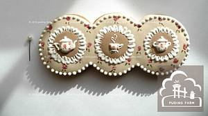Vintage and Shabby Chic - Tea Time - Cake by PUDING FARM