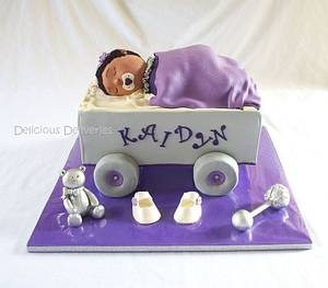 The Welcome Wagon - Cake by DeliciousDeliveries