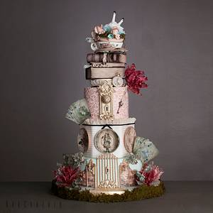 Alice - Cake by Kek Couture