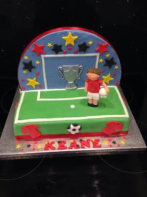 2 birthdays in 1  - Cake by Melinda
