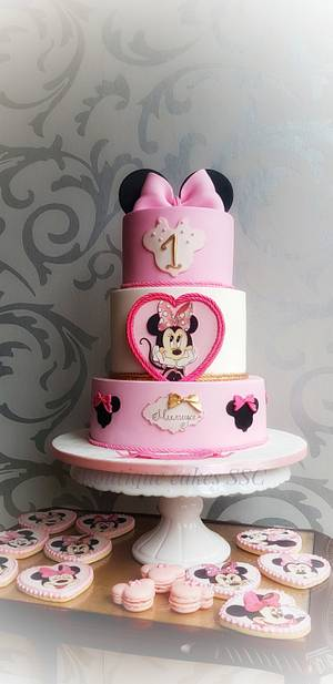 Minnie Mouse cake🎀 - Cake by DDelev
