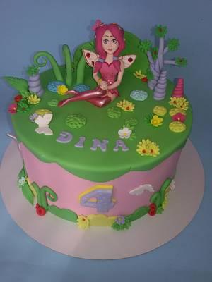 Mia and me cake for girls  - Cake by MarijaMa