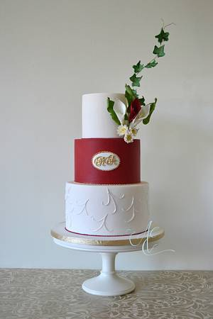 Amy - Cake by Amanda Earl Cake Design