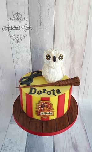 Harry Potter cake - Cake by Aurelia's Cake