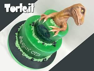 Jurassic Cake - Cake by Marco Pisani