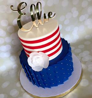 American Beauty - Cake by Sweeter by Peter