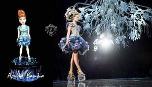 Couture Cakers International - Cake by Sophia Voulme
