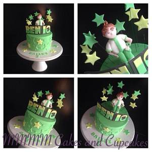 BEN 10! - Cake by Mmmm cakes and cupcakes