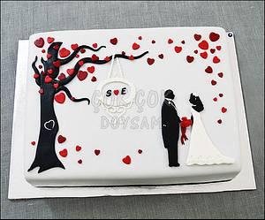 Love Tree - Cake by cokcokdoysam