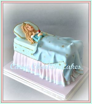 'Once upon a dream' - Cake by Cassie