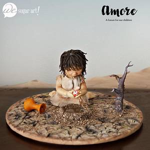 A Life Is A Life, No Matter How Small - Cake by W.E. Sugar Art