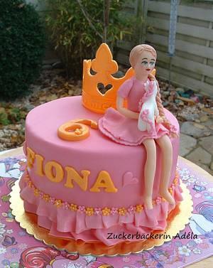 Princess cake - Cake by Adéla
