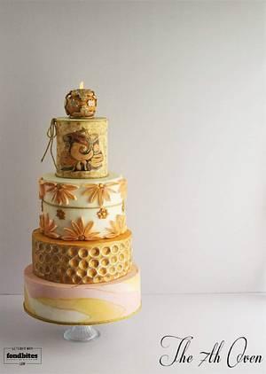 Grace - Cake by Prabjoth