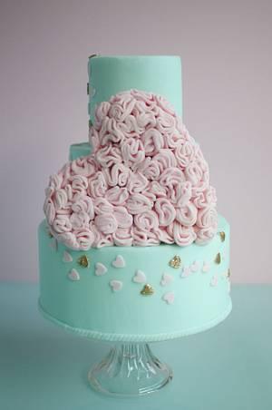 Valentine's day cake - Cake by Carmen