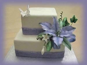 For my daughter... - Cake by srkcakelady