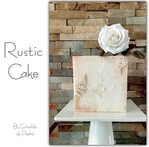 Rustic Cake  - Cake by Griselda de Pedro