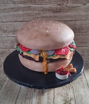 "HAPPY BIRTHDAY CHRIS - Cake by June (""Clarky's Cakes"")"