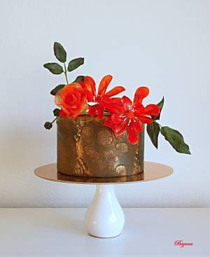 For pleasure :-) - Cake by Zuzana Bezakova