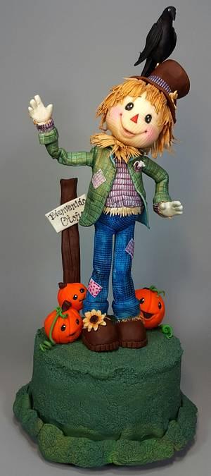 Welcome Autumn - Cake by daniela cabrera