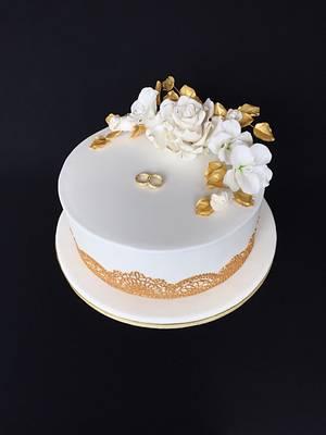 Wedding gift cake - Cake by Layla A