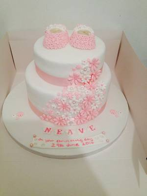 Christening day  - Cake by Marie