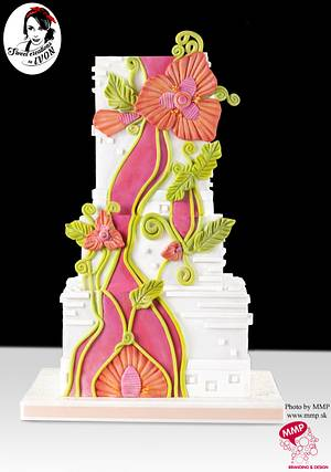 Vesna and her dream - Spring cake - Cake by Ivon