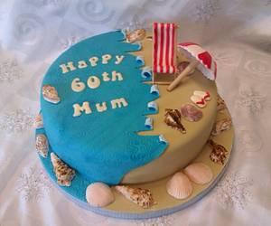 beach - Cake by bootifulcakes
