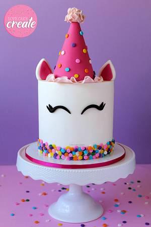 Party Unicorn Cake! - Cake by Love Cake Create