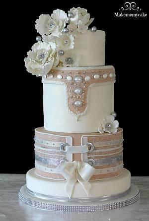 Wedding Dream Cake - Cake by Eva Salazar